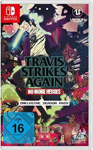 Travis Strikes Again: No More Heroes + Season Pass sur Nintendo Switch