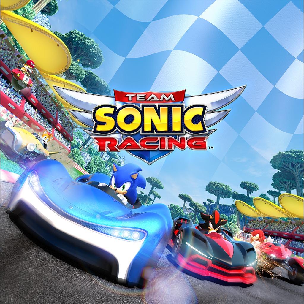 Jeu Team Sonic Racing sur PC (Dématérialisé, Steam)
