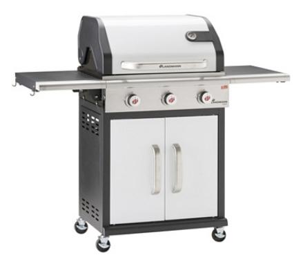 Barbecue à gaz Triton PTS 3.0 -  140 x 121 x 57 cm