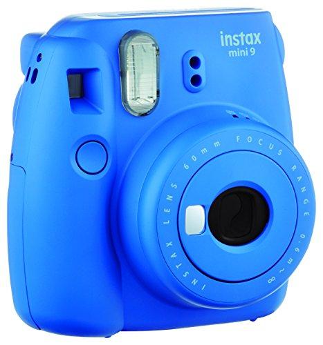 Appareil Photo Instantané Fujifilm Instax Mini 9 - bleu cobalt