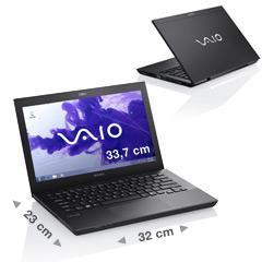 VAIO reconditionné S13 avec Intel® CoreTM i5-3210M processeur