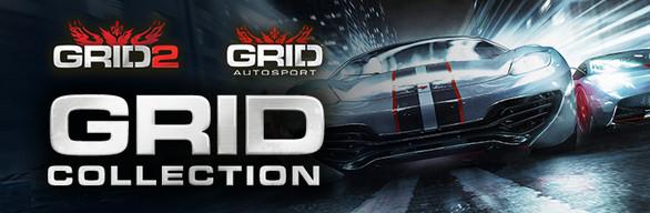 Grid packs autosport et packs grid 2 : Tous les DLC sur PC (Dématérialisé)