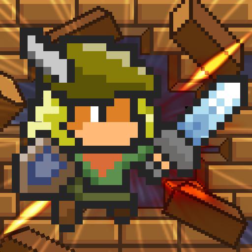 Jeu Buff Knight - RPG Runner Gratuit sur Android