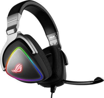 Casque Audio Filaire Asus Rog Delta 7.1 Virtuel