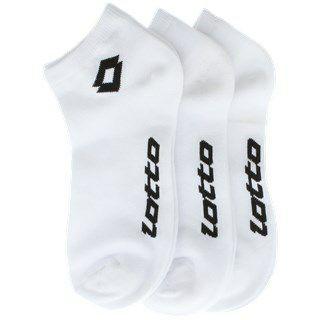 Lot de 3 paires de chaussettes Lotto (Différentes tailles et coloris)