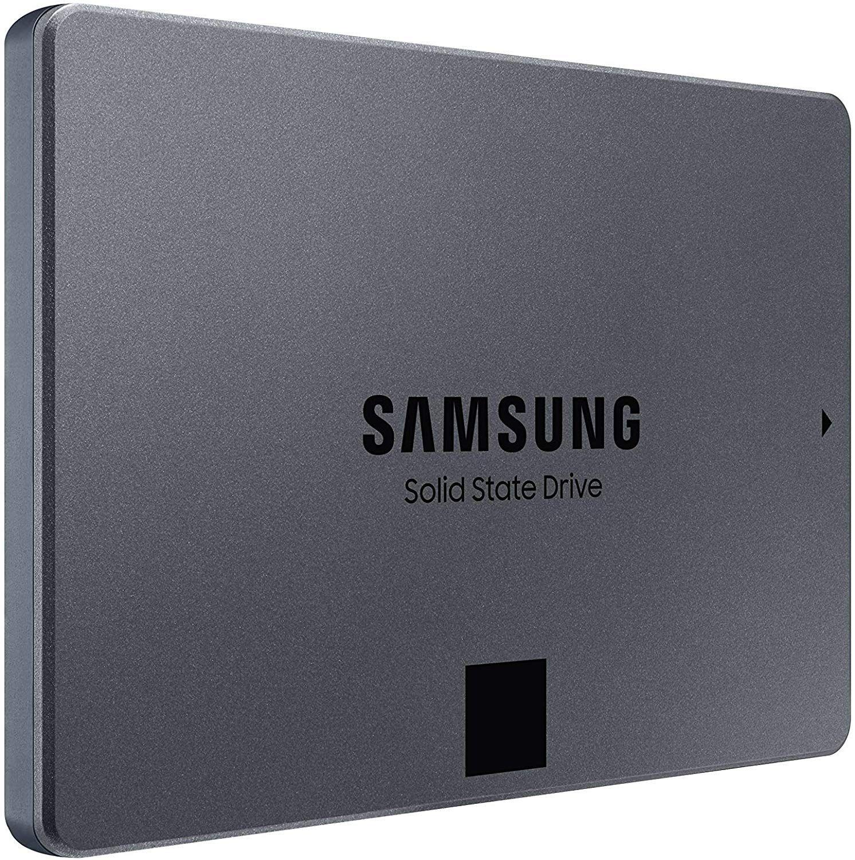 """SSD interne 2.5"""" Samsung 860 QVO (QLC) - 1 To + 5€ en SuperPoints (84.99€ avec le code CLUBR15) - Vendeur Boulanger ou Rue du Commerce"""