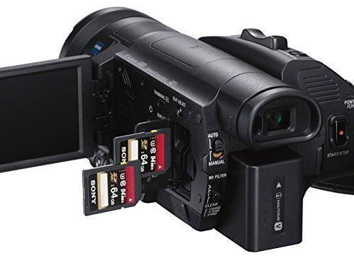 Camescope Sony FDR AX-700 - 4K HDR avec autofocus à détection de Phase