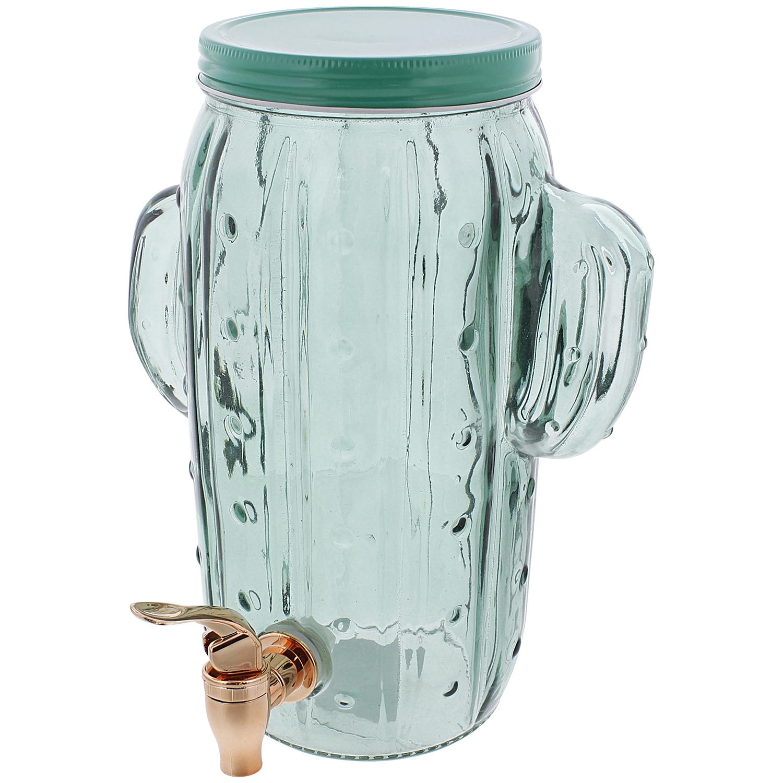 Jarre à limonade en verre  - 3.75L (Plusieurs variétés)