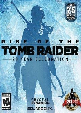 Rise of the Tomb Raider 20 Year Celebration : Le Jeu + Season Pass complet (Dématérialisé, Steam)