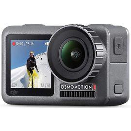 Caméra embarquée DJI Osmo Action - 4K, HDR (330,99€ avec le code CLUBR15 + 34,60€ en SuperPoints)