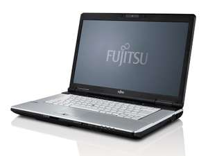 "PC portable 15.6"" Fujitsu E751 (Intel Core i5-2520M 2.5 Ghz / 4 Go de ram / 500 Go HDD / 1366 x 768) reconditionné"