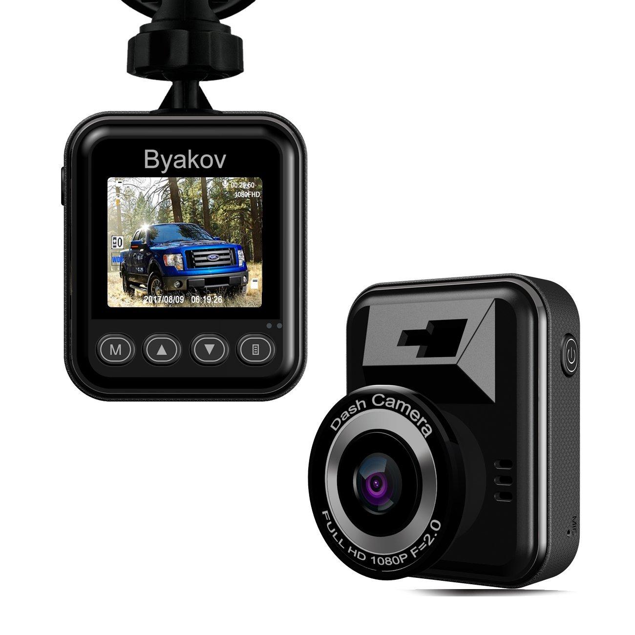 Caméra embarquée Byakov Dashcam - Full HD (Vendeur Tiers)