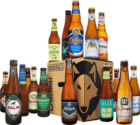 Coffret de 16 bières Best Of - 25, 30 et 33 cl