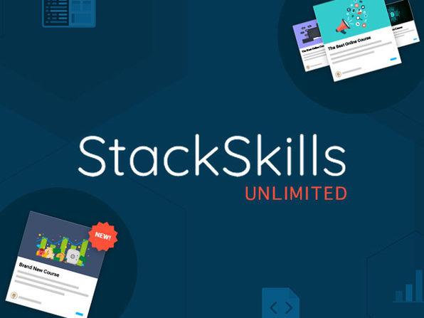 Cours en ligne à vie StackSkills Unlimited (Dématérialisé)