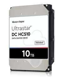"Disque Dur Interne 3.5"" Hitachi WD HGST - 10 To, Reconditionné (vendeur tiers)"