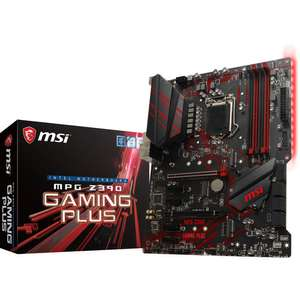 Carte Mère MSI MPG Z390 Gaming Plus