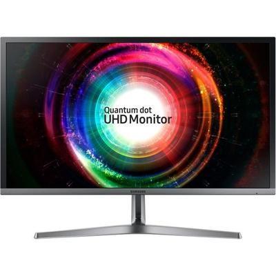 "Ecran PC QLED 28"" Samsung U28H750 - 4K UHD, Dalle TN, 1 ms, FreeSync (via ODR de 50€)"