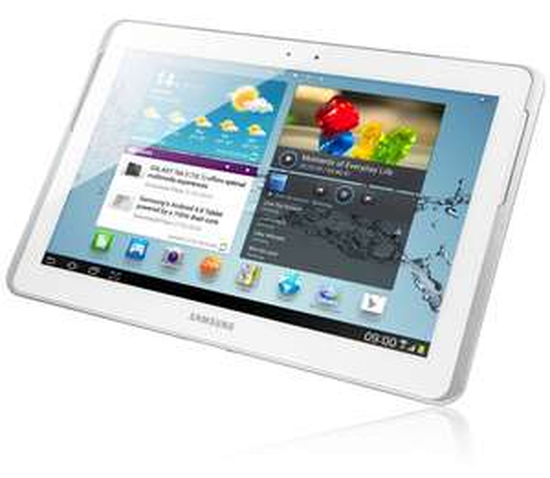 """Samsung Galaxy Tab 2 10.1"""" 32 Go - Blanc (adhérent FNAC)"""