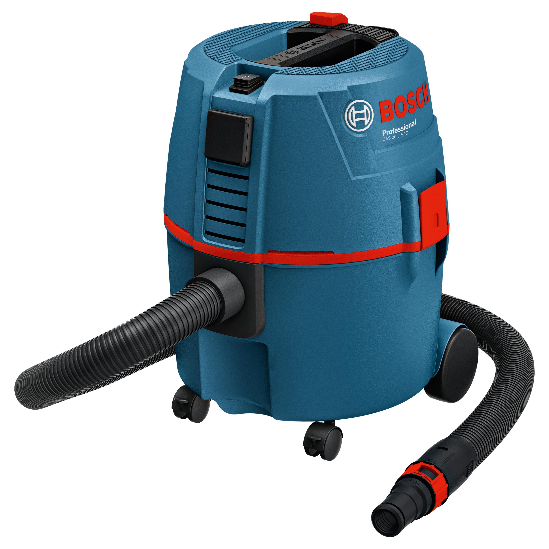 Aspirateur pour solides et liquides Bosch Professional GAS 20 L SFC