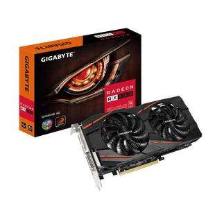 Carte graphique Gigabyte Radeon RX 580 Gaming - 4 Go