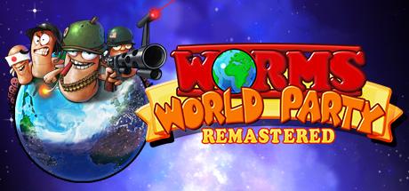 Sélection de jeux Worms en promotion sur PC - Ex: Worms World Party Remastered (Dématérialisé)