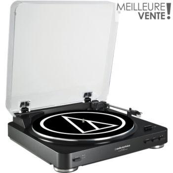 Platine vinyle Audio Technica ATLP60BK