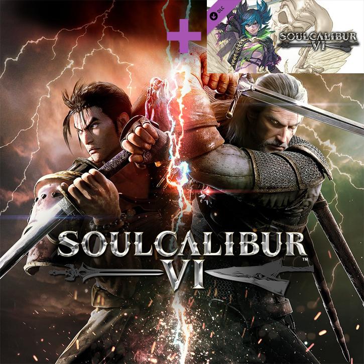 Soulcalibur VI sur PC + DLC Personnage Tira (Dématérialisé - Steam)