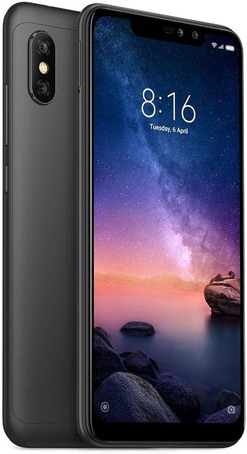 "Smartphone 6.26"" Xiaomi Redmi Note 6 Pro - RAM 3Go, 32Go (Vendeur Tiers)"