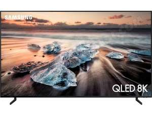 "TV QLED 65"" Samsung 65Q900R - 8K, HDR, Smart TV (Via ODR 1000€)"