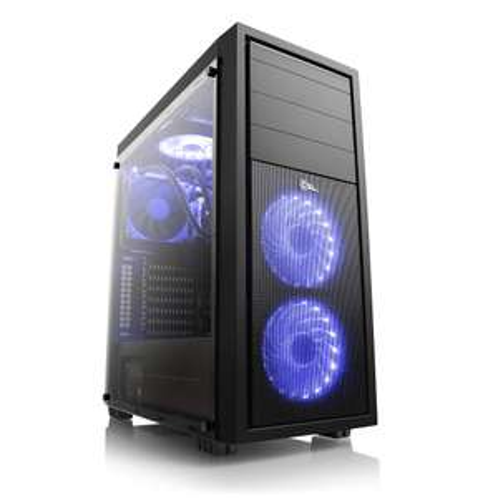 PC de Bureau Aufrüst-PC 890 - i9-9900K, RTX 2080 OC 8Go, RAM 16Go, SSD 500Go, Alimentation 700W 80+ Gold