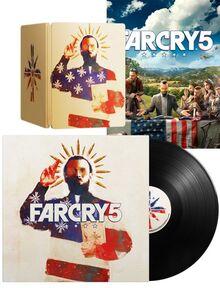Far Cry 5 - Mondo Édition sur PS4 ou Xbox One