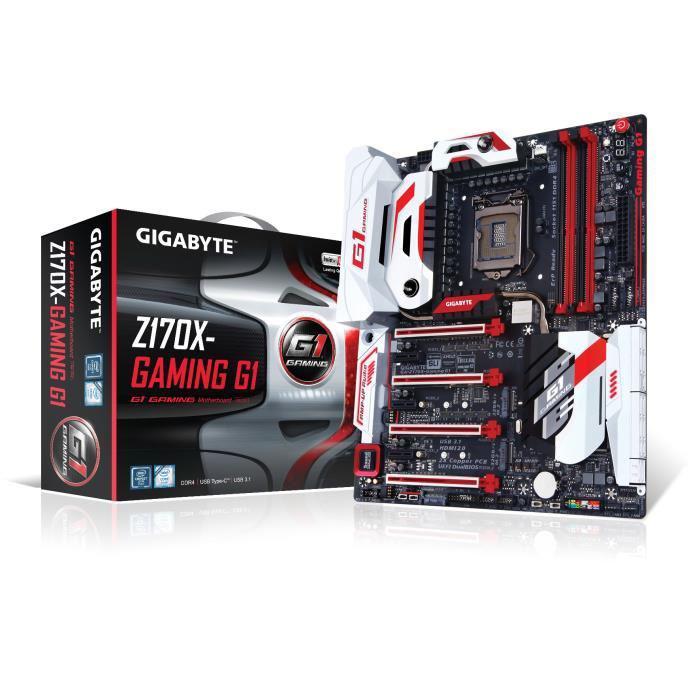 Carte mère Gigabyte GA-Z170X-Gaming G1