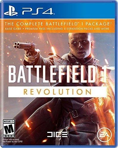 Battlefield 1: Revolution sur PS4 - avec Pass Premium Battlefield 1