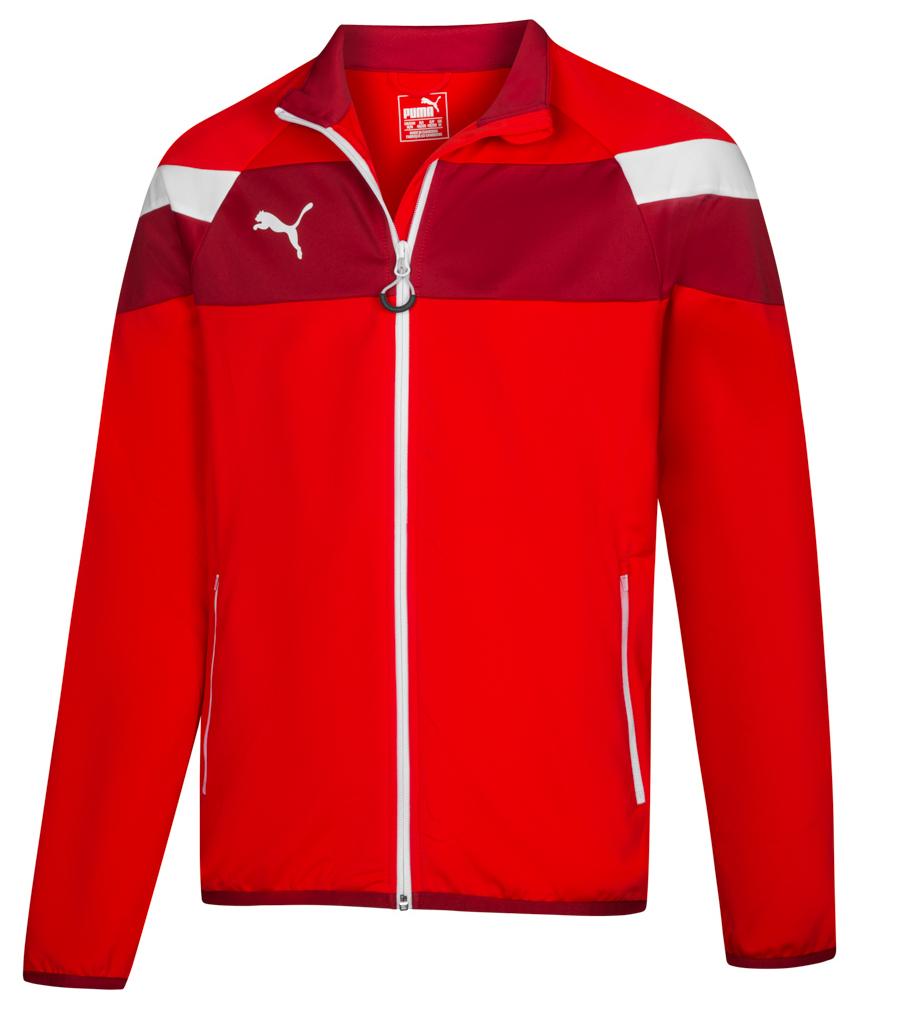 Jusqu'à 90% de réduction sur une sélection d'articles - Ex : Veste Training Puma - Taille M ou L (frais de port inclus)