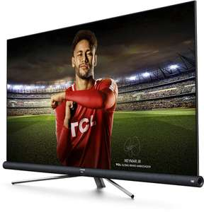 "[Carte Costco] TV 65"" LED TCL 65DC760 - 4K UHD, Android TV (via ODR 400€) - Villebon (91)"
