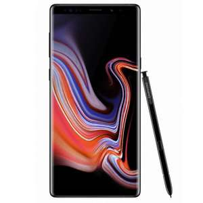 """Smartphone 6.4"""" Samsung Galaxy Note 9 - WQHD+, Exynos 9810, 6 Go de RAM, 512  Go - Noir"""