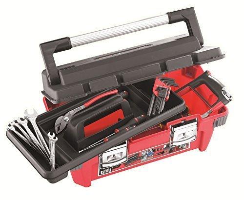 Caisse à outils Facom BP.P20CM1PG - 36L + 15 outils