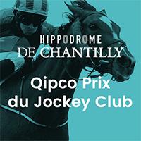 Entrée gratuite pour le QIPCO Prix du Jockey Club 2019 - Hippodrome de Chantilly (60)