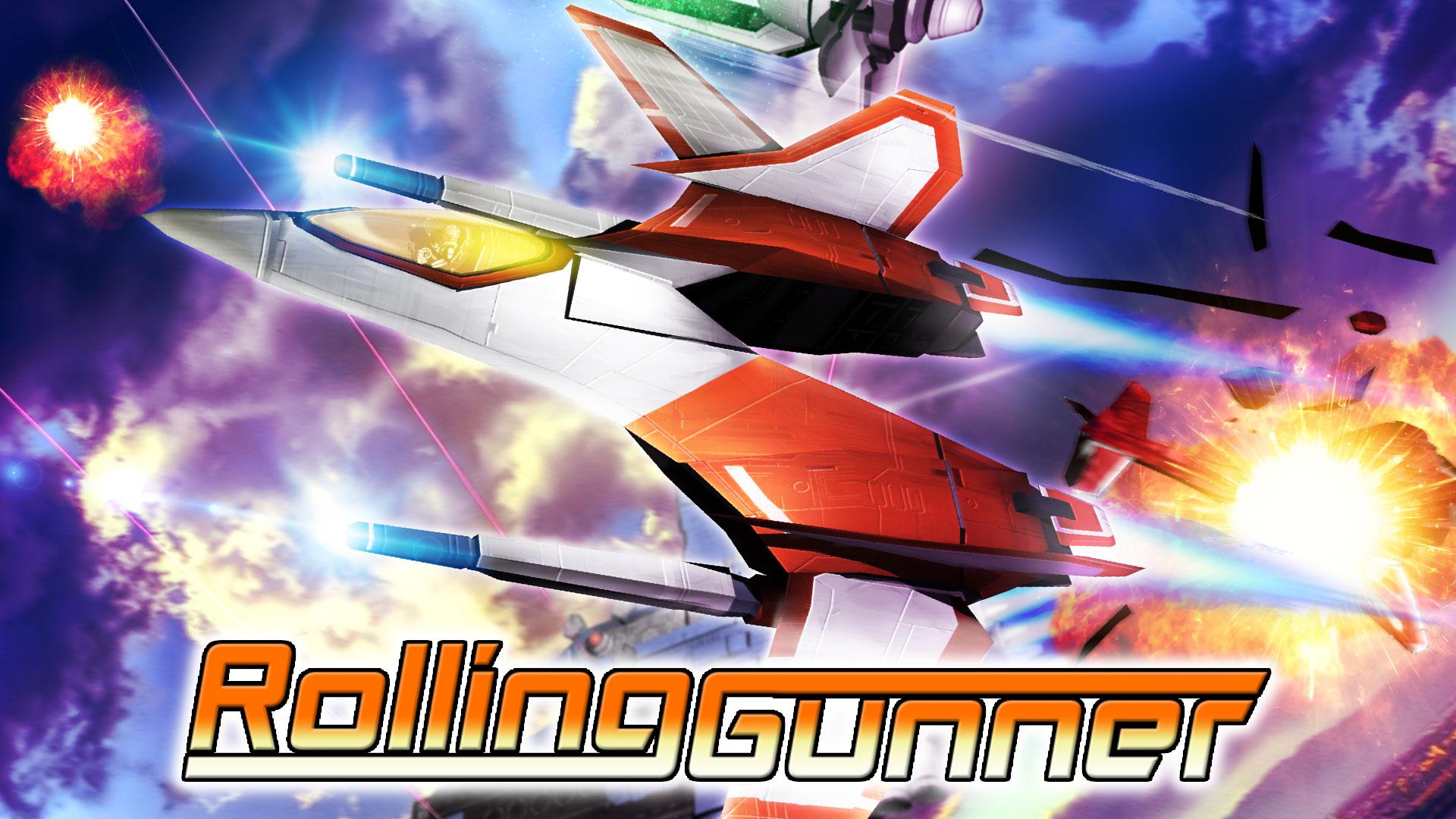 Jeu Rolling Gunner sur Nintendo Switch (Dématérialisé - Store Japonais)