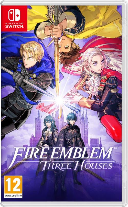 [Précommande - Adhérents] Jeu Fire Emblem Three Houses sur Nintendo Switch + Pièce collector (+10€ sur le compte de fidélité)
