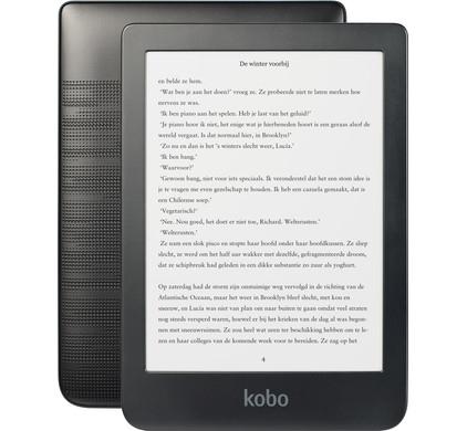 "Liseuse numérique 6"" Kobo Clara HD - E-Ink, 8 Go, Wi-Fi"