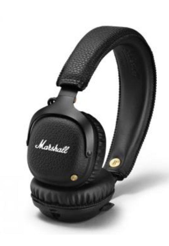 Casque Audio Bluetooth Marshall Mid Bluetooth - Noir