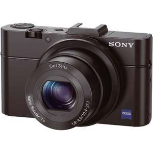 Appareil-photo Sony Cyber-shot Premium Compact DSC-RX100 II (Frontaliers Suisse)