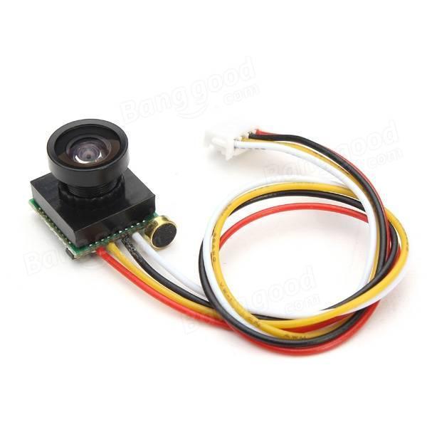 Caméra grand angle 600TVL 1/4 1.8mm CMOS FPV
