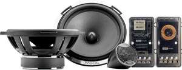 Paire de haut-parleurs voiture Focal Kit PS 165 V1