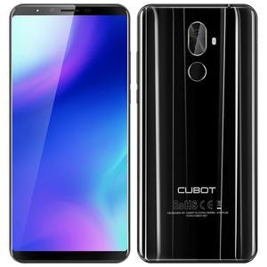 """Smartphone 5,99"""" Cubot X18 Plus - 4 Go de RAM, 64 Go de ROM, Noir (vendeur tiers)"""