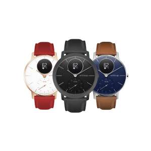 Montre connectée Withings Steel HR Sapphire Signature - différents coloris