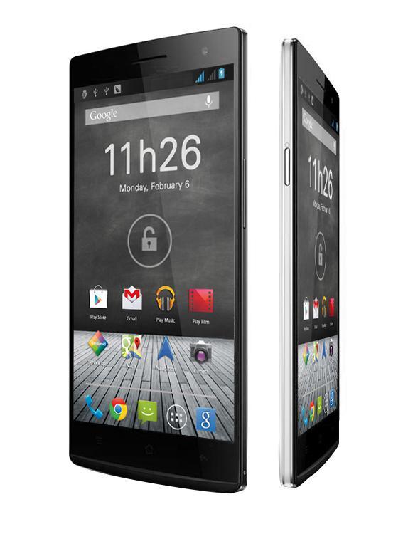 "Smartphone 5"" Polaroid Cosmos 4G 4Go Double Sim"