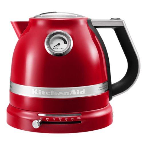 Bouilloire électrique KitchenAid Artisan 5KEK1522 - 1.5 L, rouge