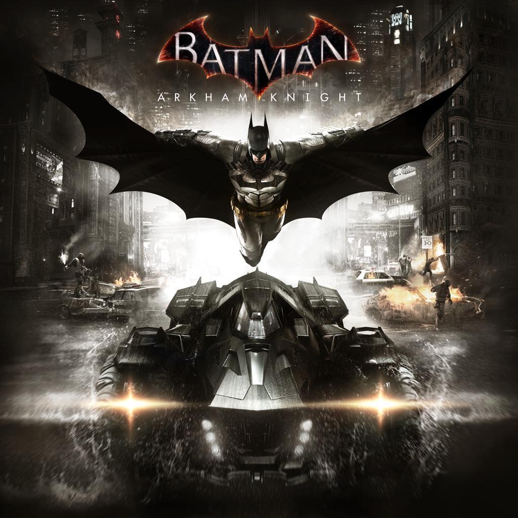 L'intégralité de la franchise Batman Arkham offerte pour l'achat de Batman Arkham Knight sur PC (Steam), soit le pack